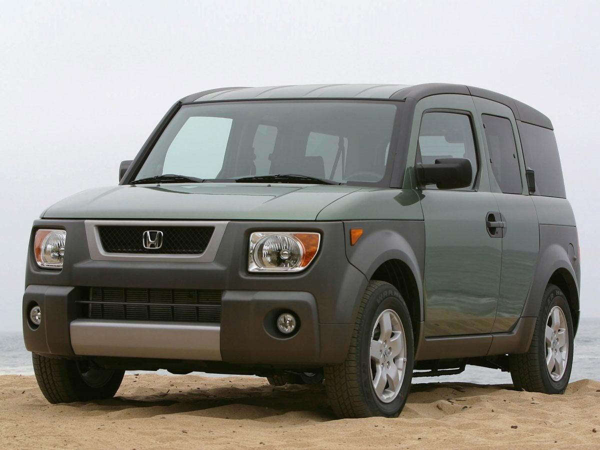 2005 Honda Element Ex In Little Rock Ar Little Rock Honda Element Crain Hyundai Of Little Rock